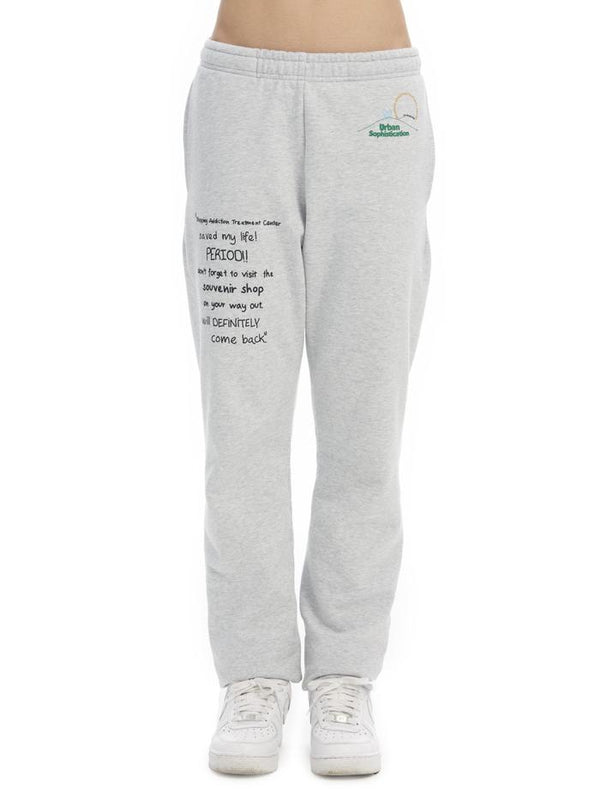Souvenir Fleece Sweatpant (Unisex)