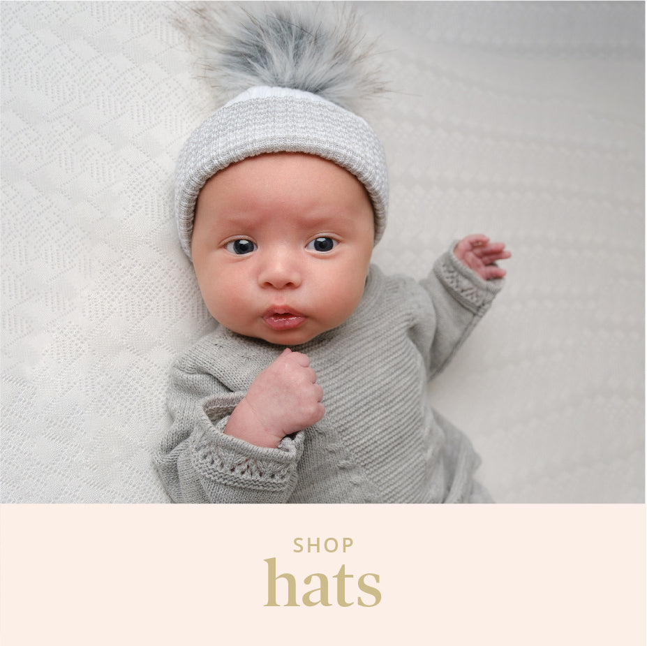 Millie & Ralph - Boutique Baby Clothes | Knitted Baby Clothes