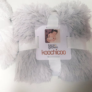 Koochicoo Blanket - Grey