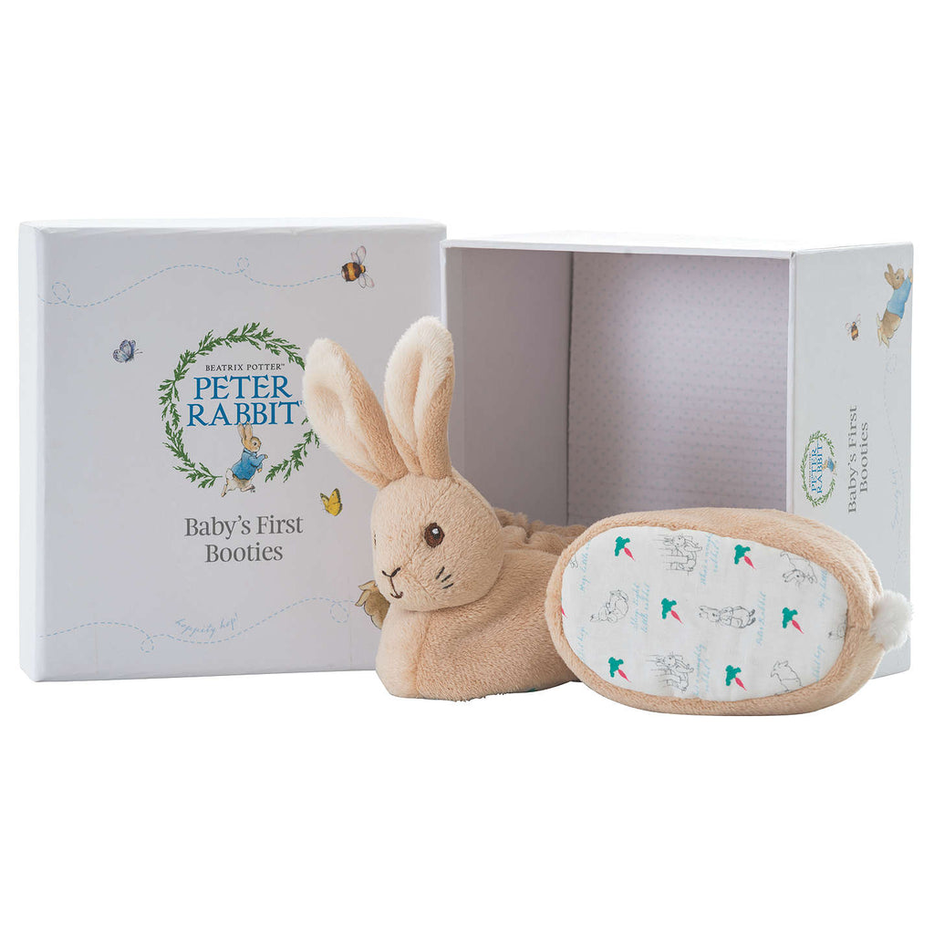 Peter Rabbit Baby's First Booties