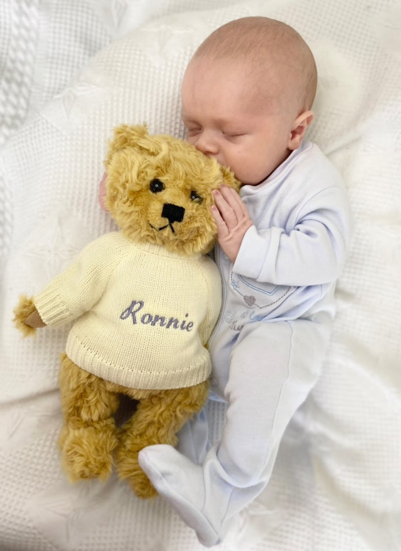Personalised Mumbles Classic Bear