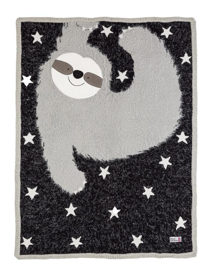 Sidney Sloth Blanket