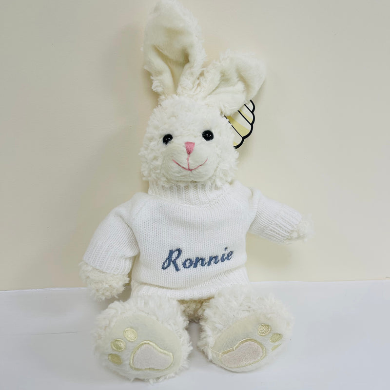 Personalised Mumbles Bunny Rabbit