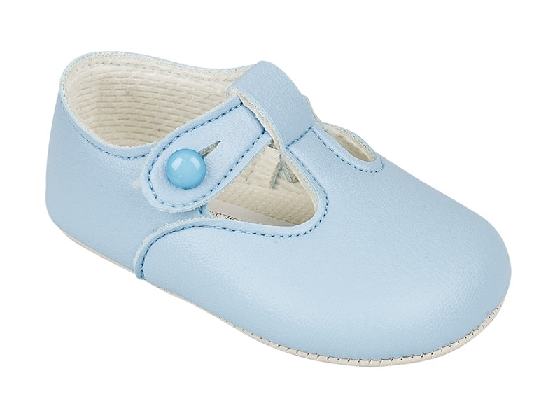 Sky T-Bar Soft Sole Shoes