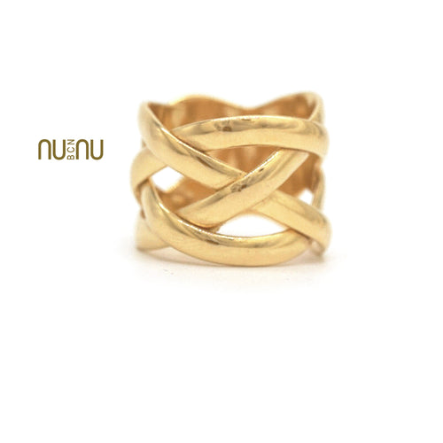 Twist ringed - I Ring - NUNU-BCN