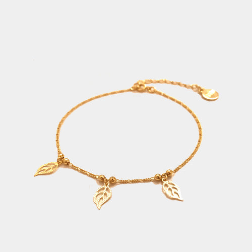 Anklet Leafs III