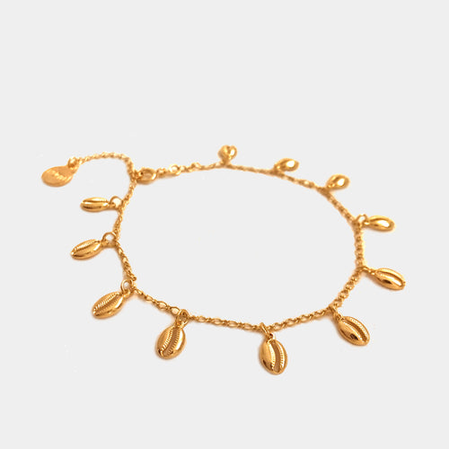 Small Crabs Anklet