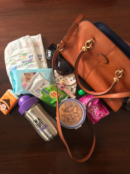 What's in Your Mommy Bag?
