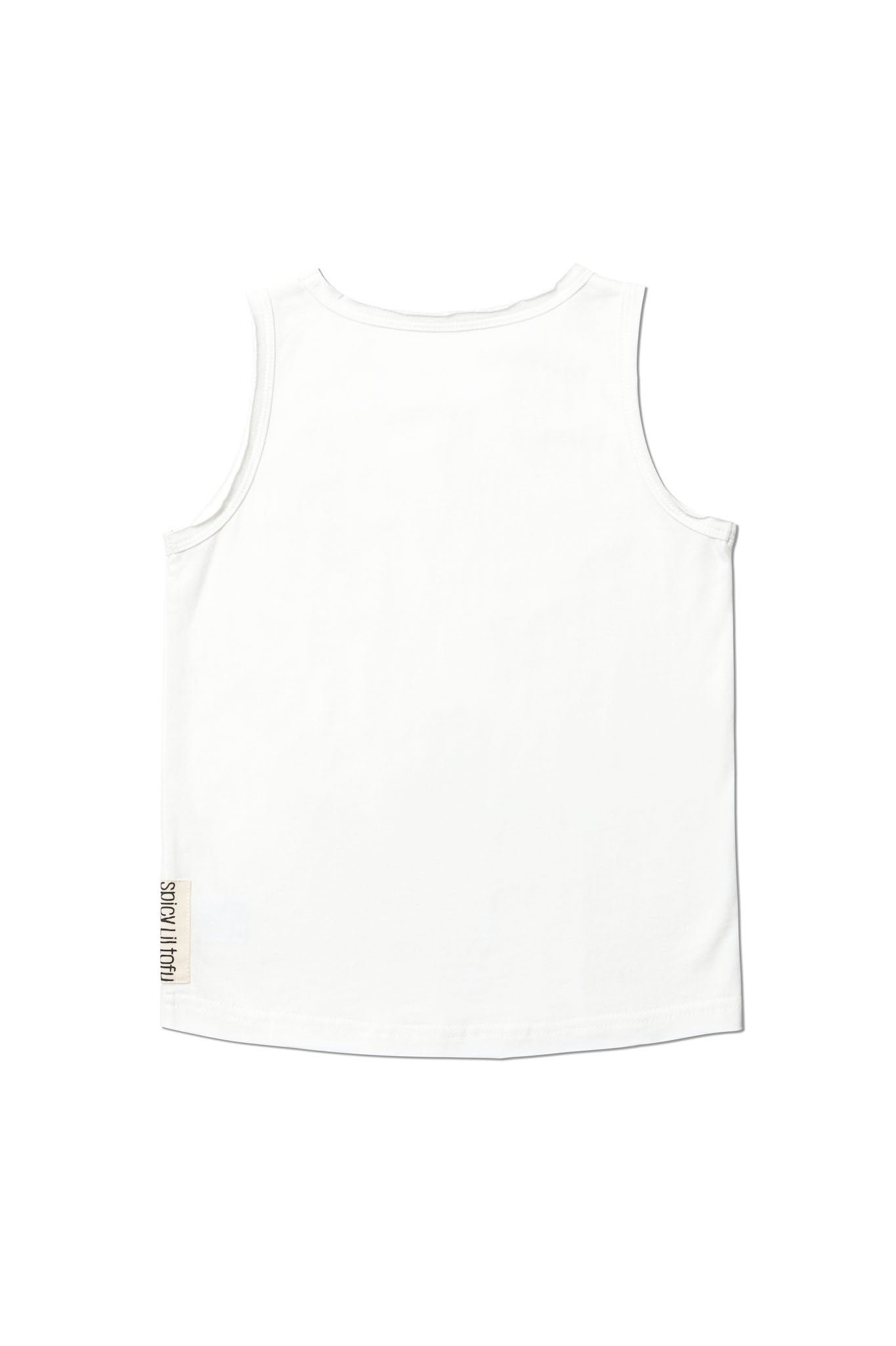 Raven Sleeveless Tee - Spicy Lil Tofu