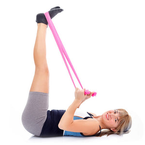 Elastique stretch fitness yoga et pilates