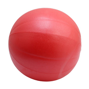 fitness ball rouge