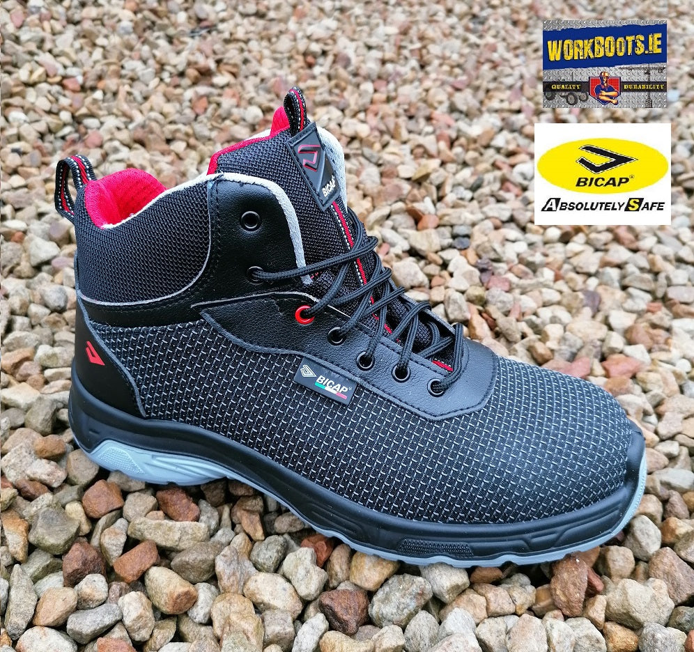 Bicap Tiger Waterproof Safety Boot