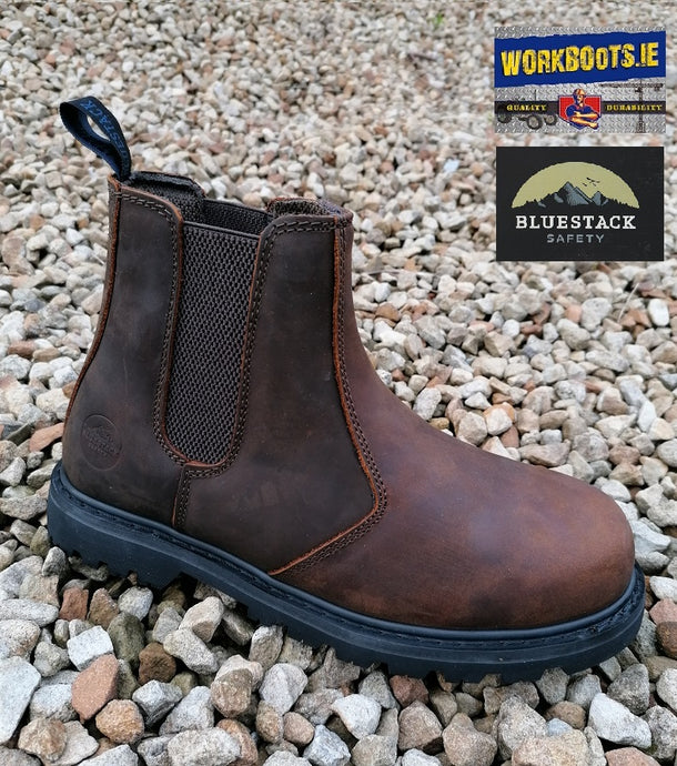 Bluestack Dealer Boot