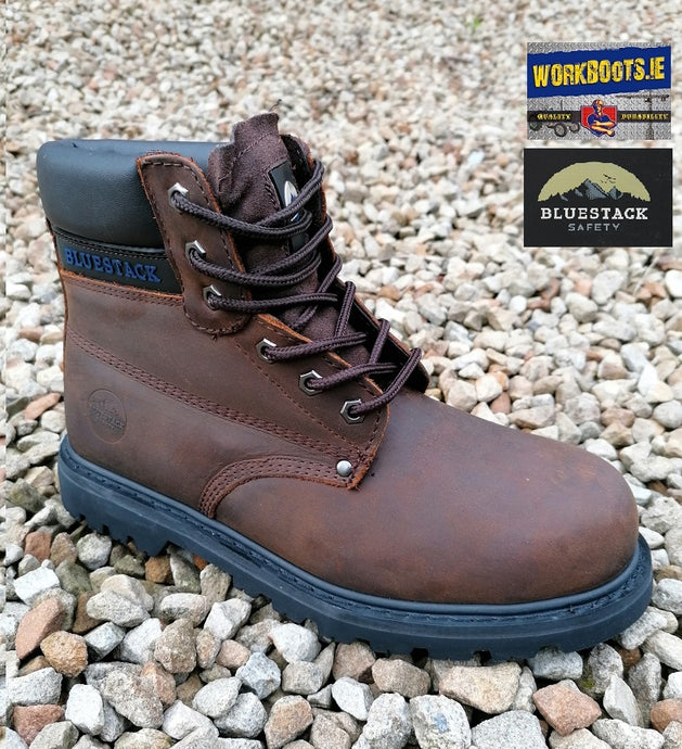 Bluestack Laced Boot