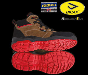 Bicap Flamingo Waterproof Safety Boot