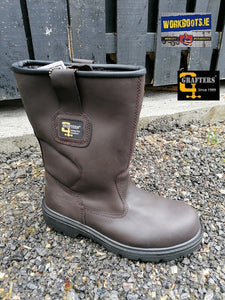 Grafters Rigger Safety Boot