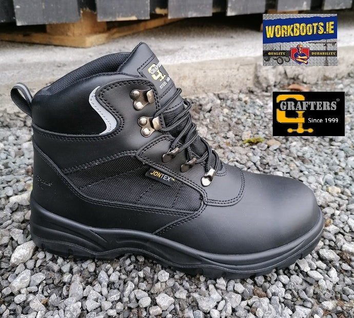 M161A Waterproof Work Boot