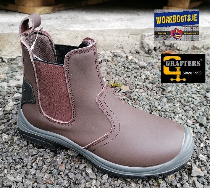 GRAFTERS M371B Work Boot