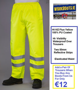Hi Viz Over Trousers