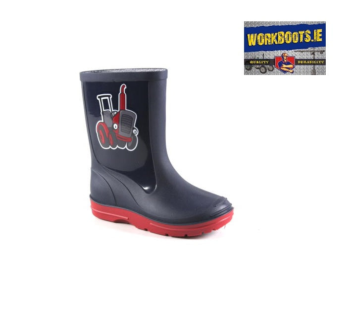 Toddlers Ted Wellie