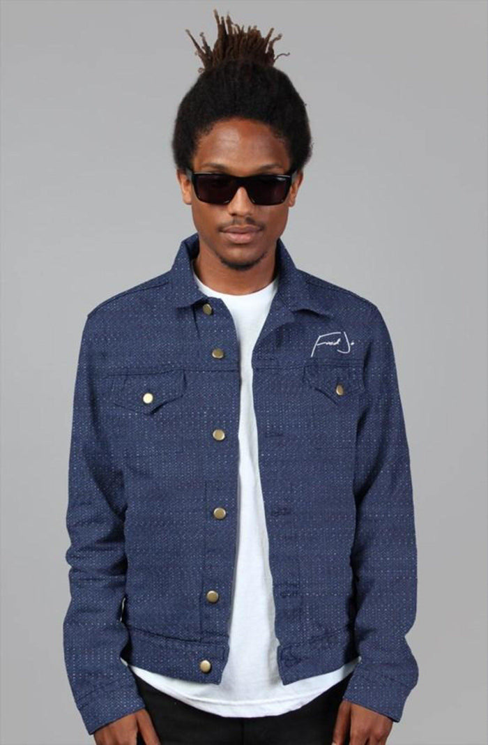 Fred Jo denim jacket - Fred jo Clothing