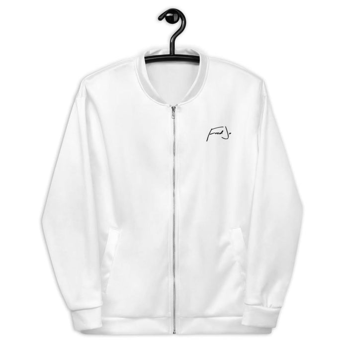 Fred Jo Unisex Bomber Jacket - Fred jo Clothing