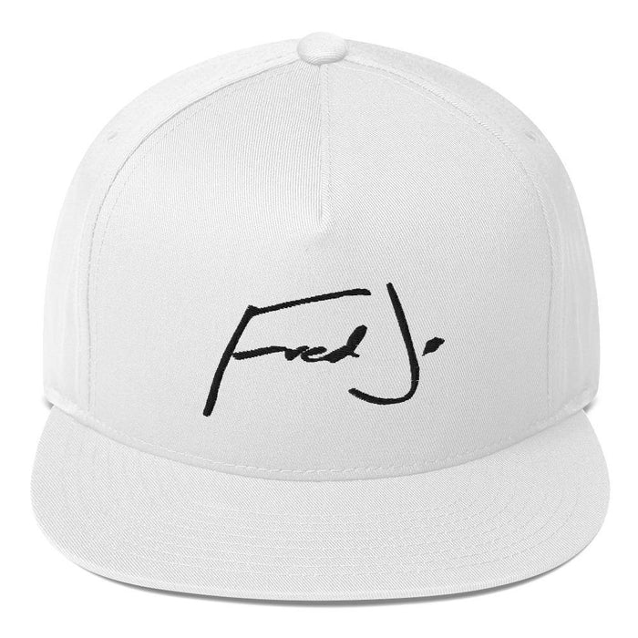 Flat Bill Cap - Fred jo Clothing