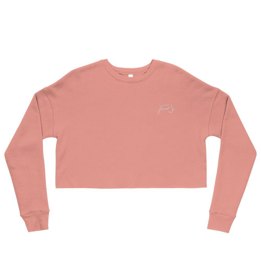 Fred Jo Crop Sweatshirt - Fred jo Clothing