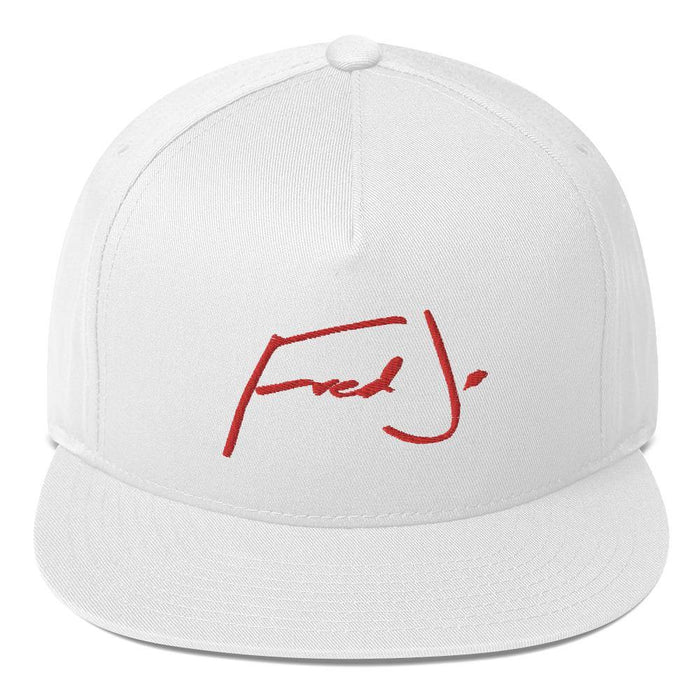 Fred Jo Flat Bill Cap - Fred jo Clothing