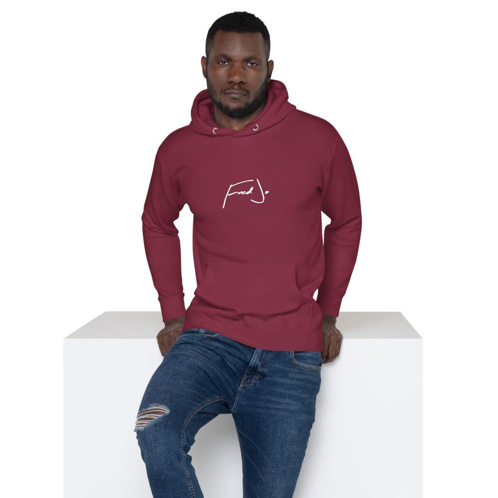 Fred Jo Chest Unisex Hoodie - Fred jo Clothing