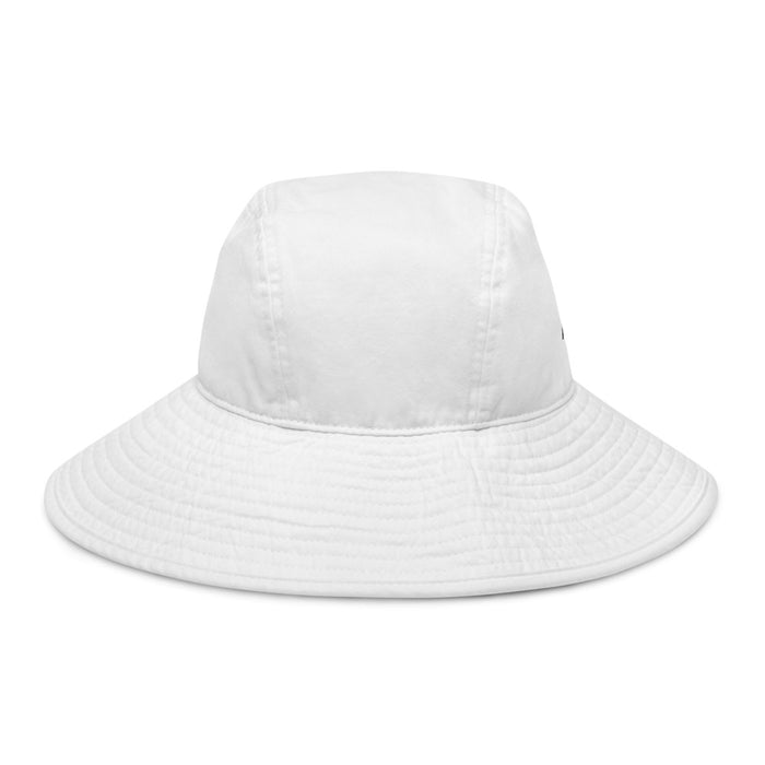 Wide brim bucket hat - Fred jo Clothing
