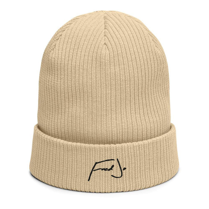 Fred Jo Organic ribbed beanie - Fred jo Clothing