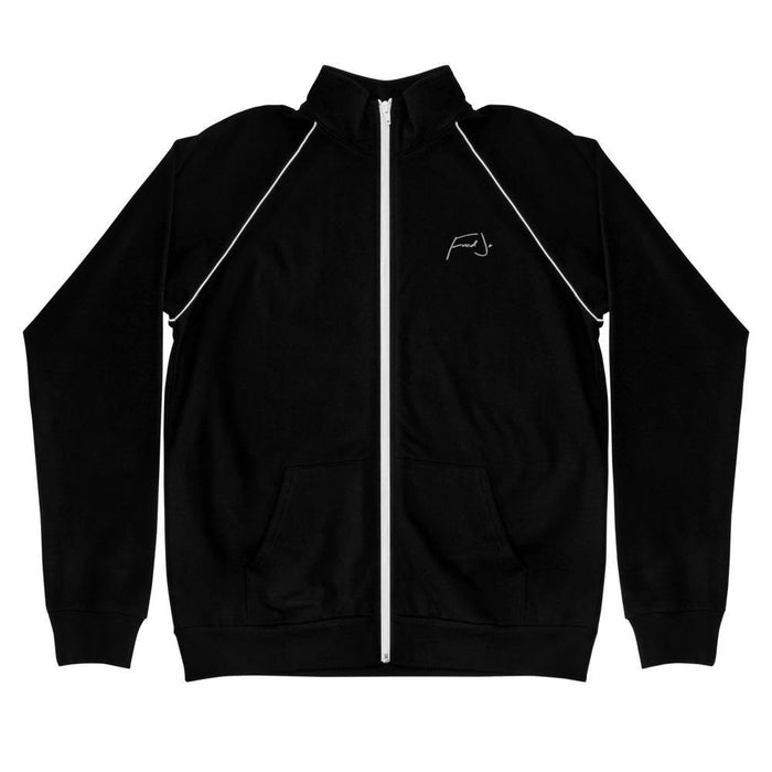 Fred Jo Piped Fleece Jacket - Fred jo Clothing