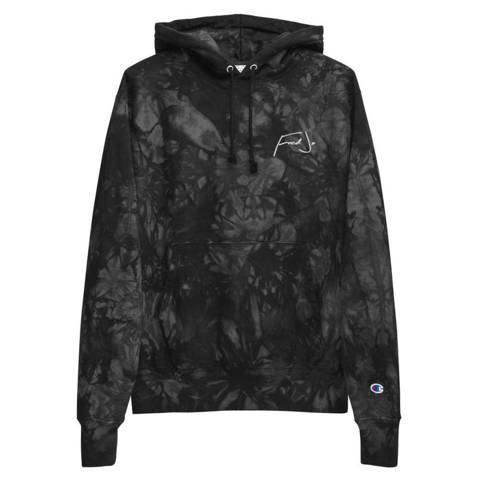 Fred Jo X Champion tie-dye hoodie - Fred jo Clothing