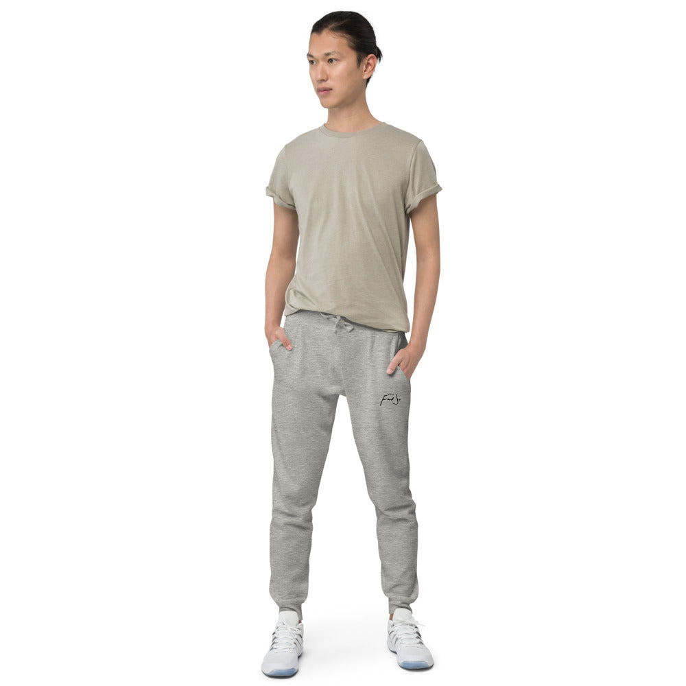 Fred Jo Unisex fleece sweatpants - Fred jo Clothing