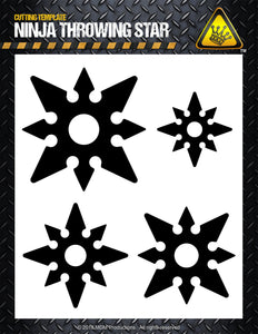 ninja star template random gear