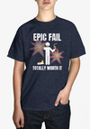 EPIC FAIL - Kids Tee