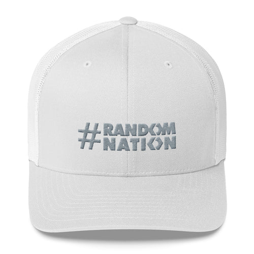 #Random Nation Trucker Cap