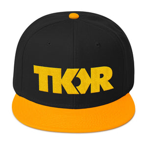 TKOR Snapback Hat - Yellow