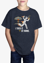 I TRIED IT AT HOME - Kids Tee