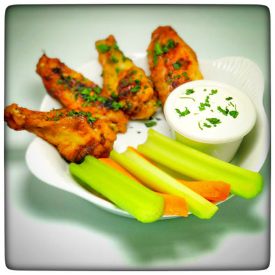 Apple Wood Chipotle Wings Recipe