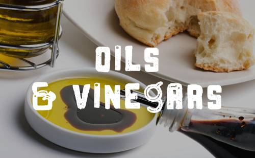 Olive Oils and Balsamic Vinegars