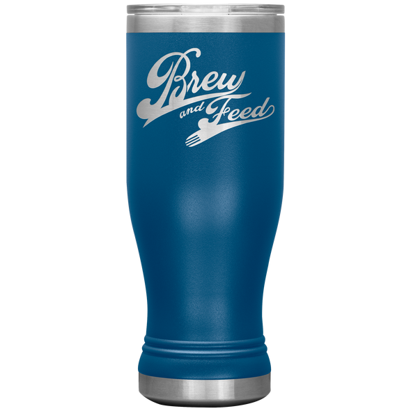 20 Ounce Brew and Feed Vacuum Tumbler