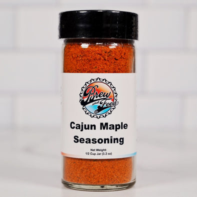 Cajun Maple Seasoning (1/2 Cup)