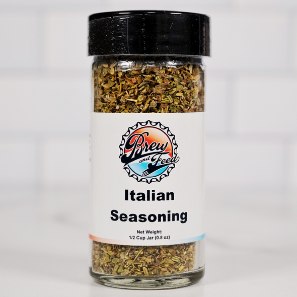 Italian Seasoning (SALT FREE) (1/2 Cup)