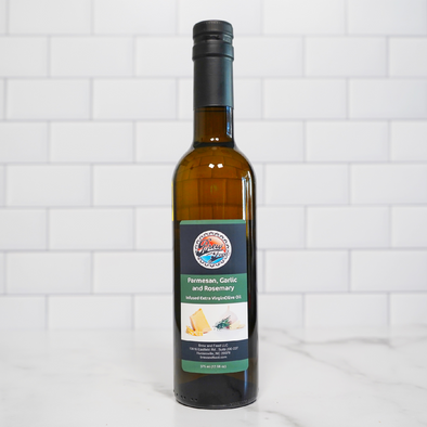 Parmesan, Garlic and Rosemary Extra Virgin Olive Oil (375 ml / 12.68 OZ)