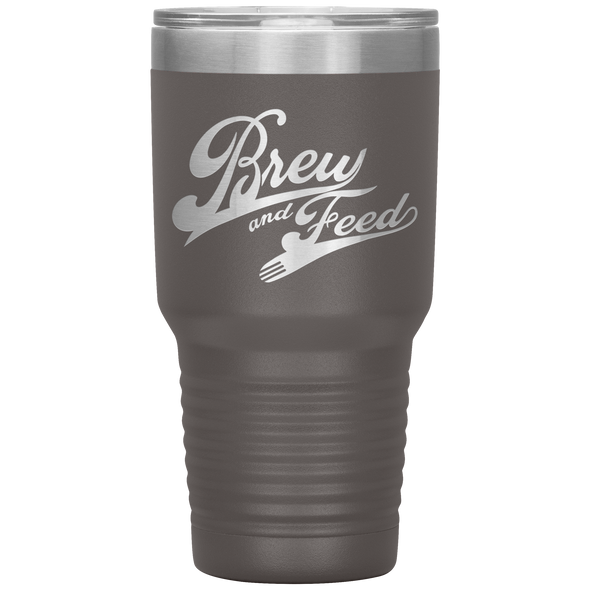 Brew and Feed 30 Ounce Vacuum Tumbler