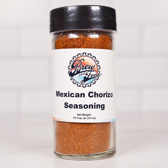 Mexican Chorizo Seasoning (1/2 Cup)