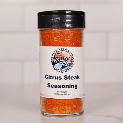 Citrus Steak Seasoning (1/2 Cup)