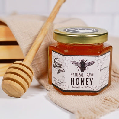 6oz Raw Honey